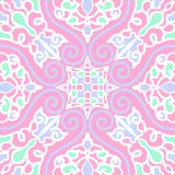 Scarf pattern Royalty Free Stock Photography