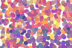 Abstract pastel soft colorful smooth blurred textured background off focus toned in pink and lilac color. Can be used as a wallpap. Er or for web design Royalty Free Stock Image