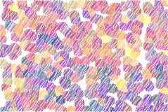 Abstract pastel soft colorful smooth blurred textured background off focus toned in pink and lilac color. Can be used as a wallpap. Er or for web design Royalty Free Stock Images