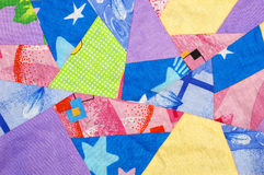 Abstract patchwork Stock Images