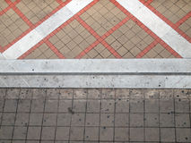 Abstract pathway. Abstract line pathway pattern background Royalty Free Stock Image