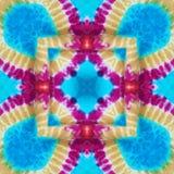 Abstract patroon als achtergrond Royalty-vrije Stock Afbeeldingen