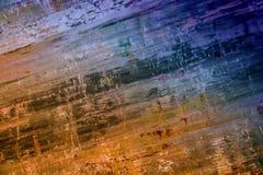Abstract patroon als achtergrond in diverse kleuren Stock Afbeeldingen