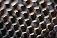 Abstract patroon als achtergrond met kubussen Royalty-vrije Stock Foto