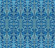 Abstract patroon als achtergrond van de draden Royalty-vrije Stock Afbeelding