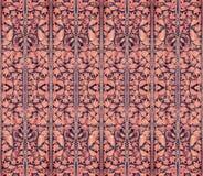 Abstract patroon als achtergrond van de draden Royalty-vrije Stock Fotografie