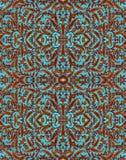 Abstract patroon als achtergrond van de draden Royalty-vrije Stock Afbeeldingen