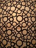 Abstract patroon Cirkelpatronen Concept energie royalty-vrije stock afbeelding