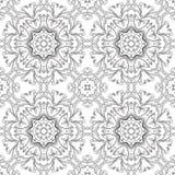 Abstract patroon, contouren Stock Foto's