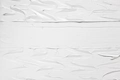Abstract patroon, de witte achtergrond van de pleistertextuur Royalty-vrije Stock Foto