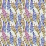 Abstract patroon door potloden Stock Afbeeldingen