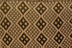 Abstract patroon met geometrische achtergrond Stock Afbeelding