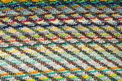 Abstract patroon met geometrische achtergrond Royalty-vrije Stock Foto