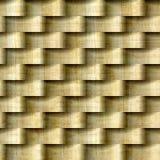 Abstract patroon met lineaire golven - naadloze achtergrond vector illustratie
