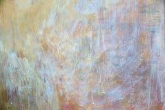 Abstract patroon op batik Royalty-vrije Stock Afbeelding