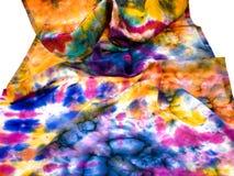 Abstract patroon op zijde Royalty-vrije Stock Fotografie