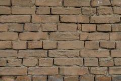 Abstract patroon van een oude bakstenen muur voor achtergronden en behang, Plana-berg Stock Afbeeldingen