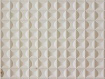 Abstract patroon van geometrische ellipsvormen Royalty-vrije Stock Afbeelding