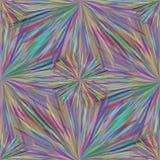 Abstract patroon van geometrische vormen, lijnen en gekleurde gebieden Naadloos patroon Stock Afbeeldingen