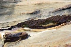 Abstract patroon van kleurrijke rots Royalty-vrije Stock Afbeeldingen