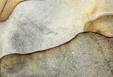 Abstract patroon van kleurrijke rots Royalty-vrije Stock Foto's