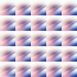 Abstract patroon van witte rode en blauwe kleur Royalty-vrije Stock Fotografie