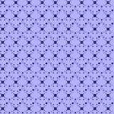 Abstract patroon van zwart-witte krullen Royalty-vrije Stock Fotografie