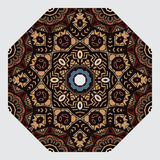 abstract patroon in vector Vector Royalty-vrije Stock Foto's