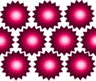 Abstract patroonontwerp 12 stock illustratie