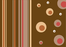 Abstract pattern. With different colors and shapes vector illustration