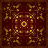 Abstract pattern. Stock Photography
