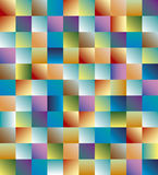 Abstract pattern. Abstract background with colour gradient Royalty Free Stock Image