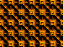 Abstract pattern. Abstract creative yellow pattern available for background Stock Photography