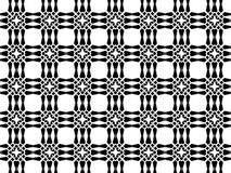 Abstract pattern. Abstract creative black and white pattern available for background Stock Images