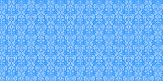 Abstract pattern. Blue and white abstract pattern background Royalty Free Stock Photo