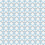 Abstract pattern. Crossing lines pattern including seamless sample in swatch panel Royalty Free Stock Images