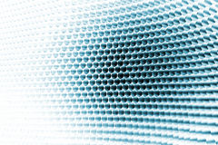 Abstract pattern. Blue digital abstract futuristic pattern Stock Photography