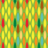 Abstract pattern. Absract seamless background with circles stock illustration