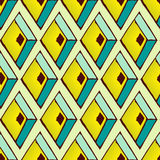 Abstract pattern in african style. Geometric Stock Photography