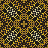 Abstract pattern in art deco style Stock Image