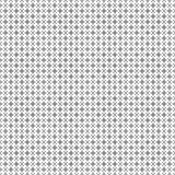 Black and white cross seamless pattern Royalty Free Stock Photo