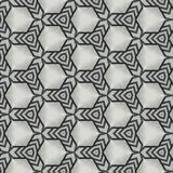 Abstract pattern background design from geometric shape Stock Photography