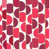 Abstract  pattern background. Abstract  pink circles pattern background Stock Image