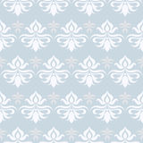 Abstract pattern. Baroque pattern including seamles sample in swatch panel Stock Photo