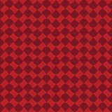 Abstract pattern based on Traditional African Ornament. Warm red Stock Photo