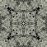 Abstract pattern in a classic style wallpapers. Wallpapers abstract pattern in a classic style Stock Image