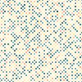 Abstract pattern clover colorful Stock Images