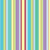 Abstract pattern with colorful stripes Stock Photo
