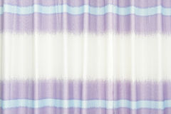 Abstract pattern curtains Royalty Free Stock Photo