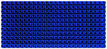 Abstract pattern 3d-generated background. Abstract blue pattern 3d-generated background Royalty Free Stock Photos